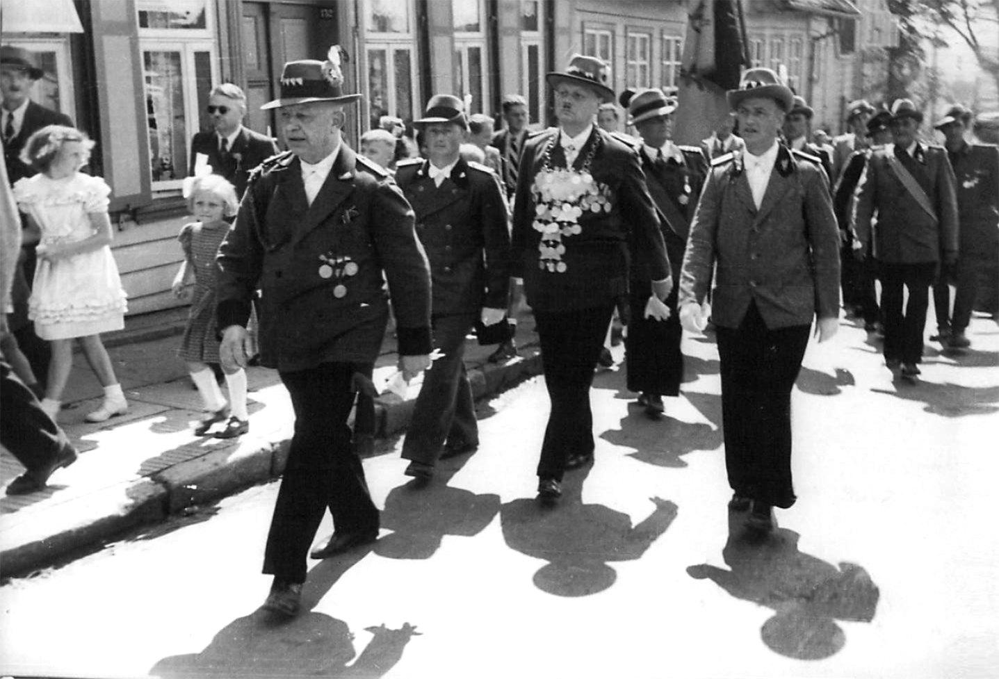 Schützenkönig 1939