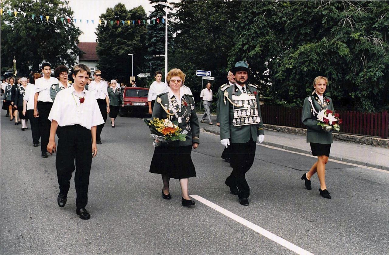Schützenkönige 1994